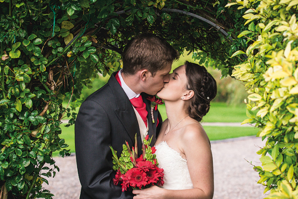 A Personalised Wedding Day At Curradine Barns