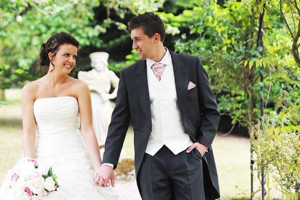Wedding Reception West Midlands: Real Life Wedding At Packington Moor