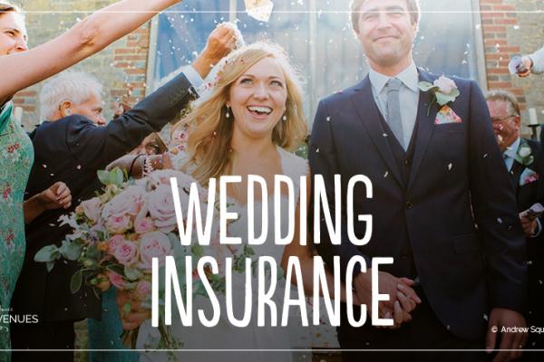 Wedding Insurance: Barn Wedding Venue In Shropshire