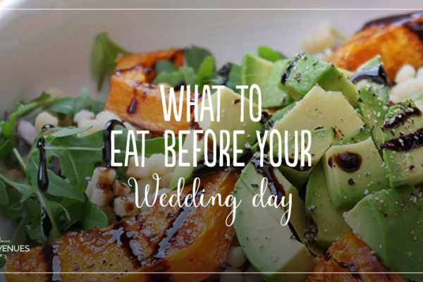 preparing yourself for wedding day