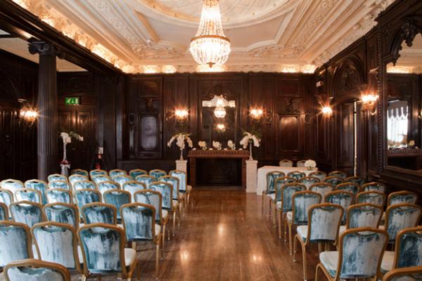 Art Deco Themed Wedding | Wedding Ideas & Inspiration | CHWV