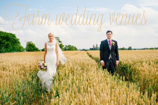 17 Awesome Autumn Barn Wedding Venues