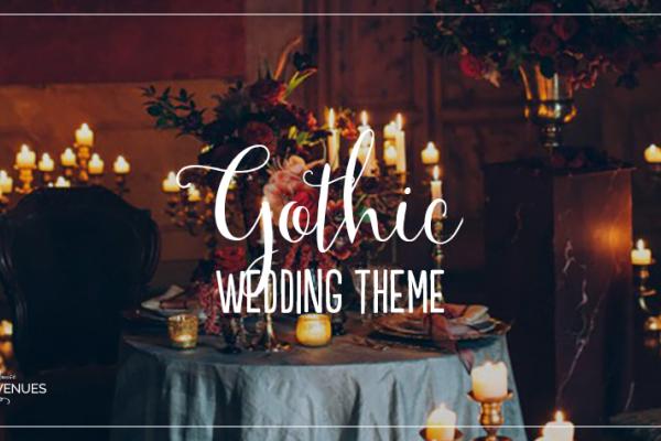 Daring Dark Florals For A Dark Wedding Theme   CHWV
