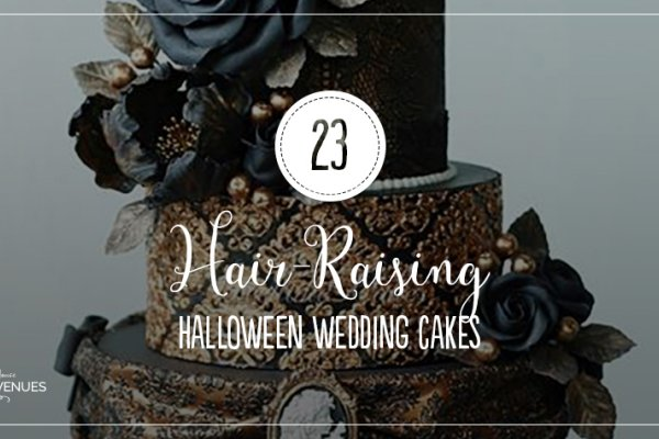 A Halloween themed wedding can add all sorts of fun to your big day