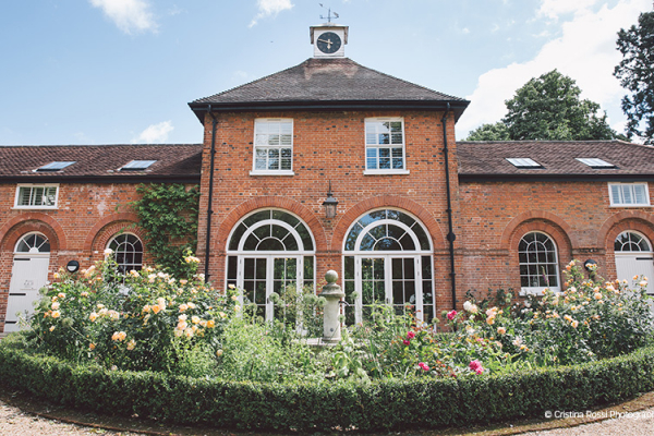 The Coach House Accommodation provided by Gaynes Park barn wedding venue in Essex | CHWV