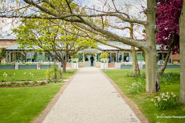 Wedding Barn In Suffolk