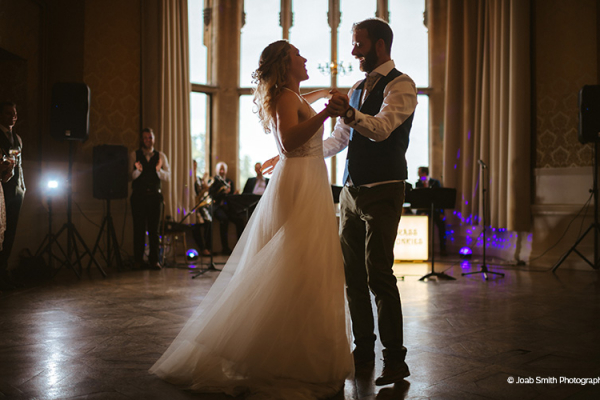 First Dance at Grittleton House | Wedding Venues Wiltshire