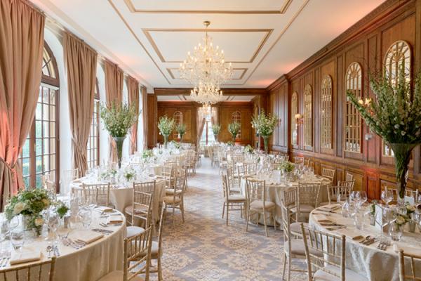 Hedsor House Wedding Venue In Buckinghamshire
