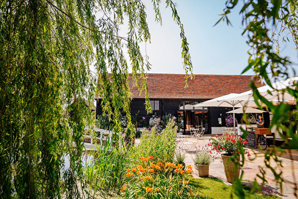 The grounds at High House Weddings wedding venue in Essex | CHWV