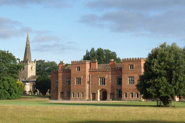 Holme Pierrepont Hall wedding venue in Nottinghamshire | CHWV