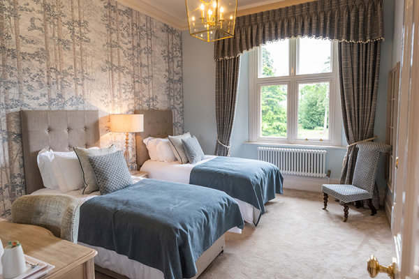 Guest Accommodation at Holmewood Hall | Wedding Venues Cambridgeshire