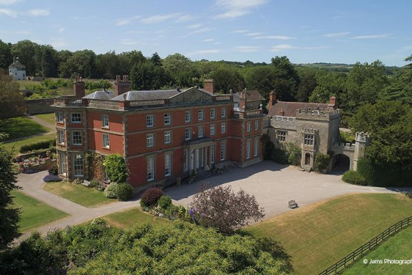 Homme House wedding venue in Herefordshire | CHWV
