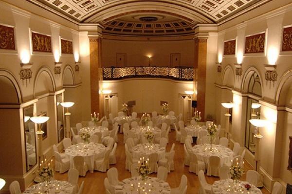 Wedding Venue In London Lansdowne Club CHWV
