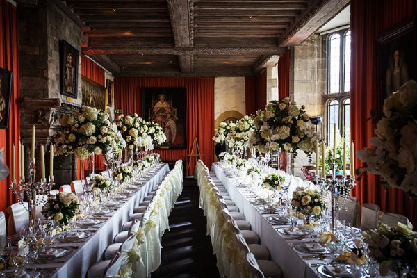 Castle Wedding Venue In Kent Leeds Castle Chwv