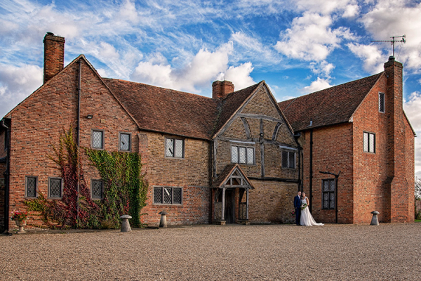 The Manor Exterior at Lillibrooke Manor | Wedding Venues Berkshire