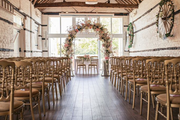 The Small Barn at Lillibrooke Manor | Wedding Venues Berkshire