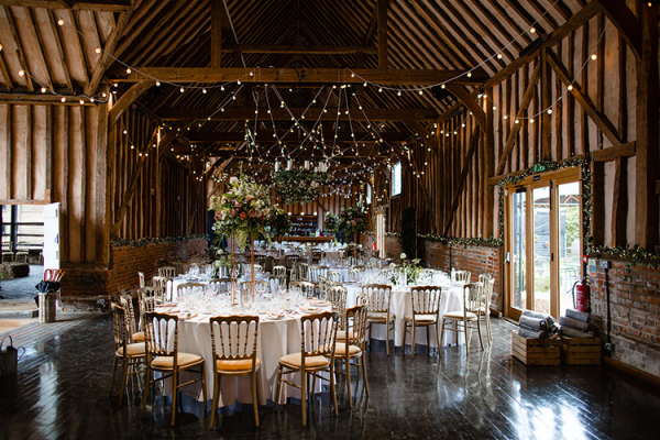 Wedding Reception at Lillibrooke Manor | Wedding Venues Berkshire