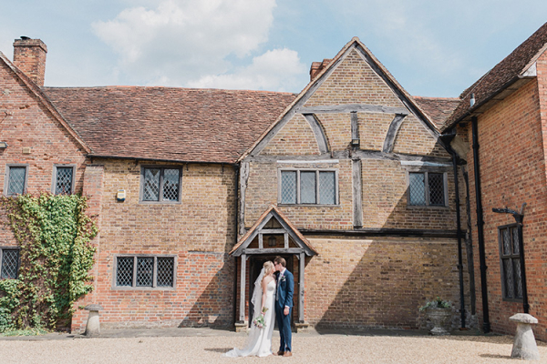 Manor Exterior at Lillibrooke Manor | Wedding Venues Berkshire