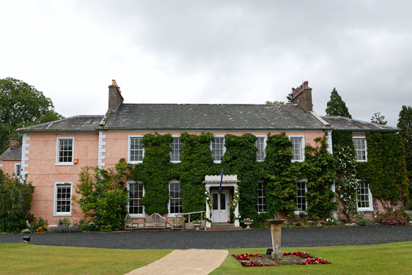 Exterior of Low House | Wedding Venues Cumbria