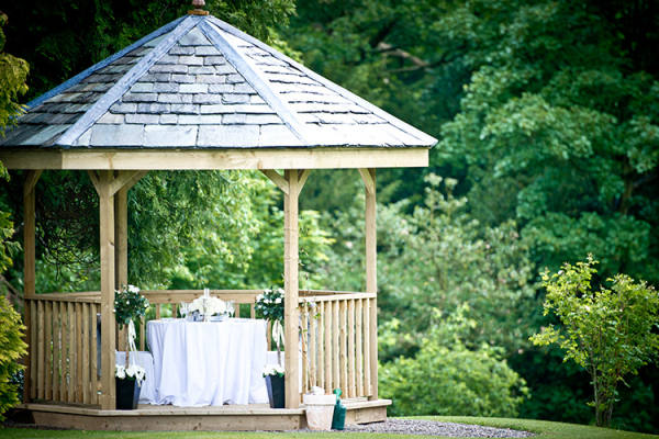 The Pavilion at Low House | Wedding Venues Cumbria