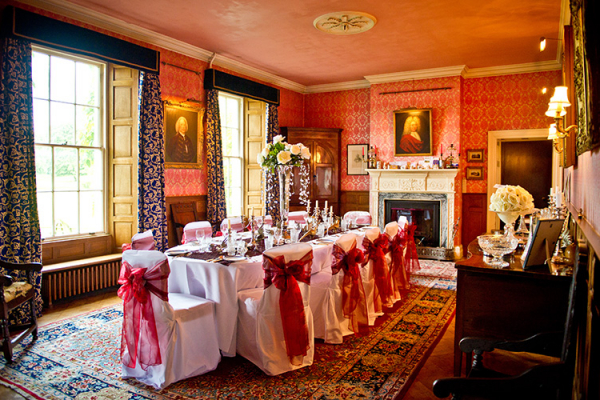 Wedding Breakfast at Low House | Wedding Venues Cumbria