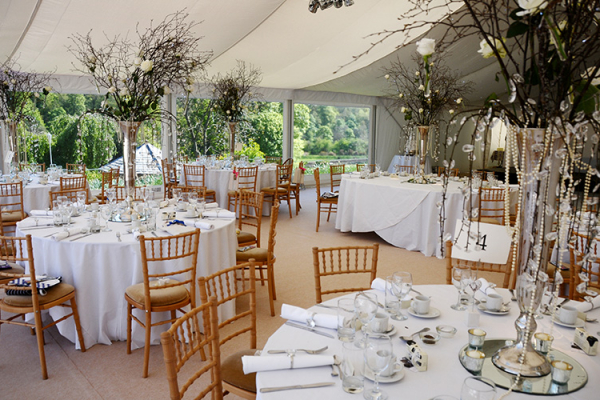 Wedding Reception at Low House | Wedding Venues Cumbria
