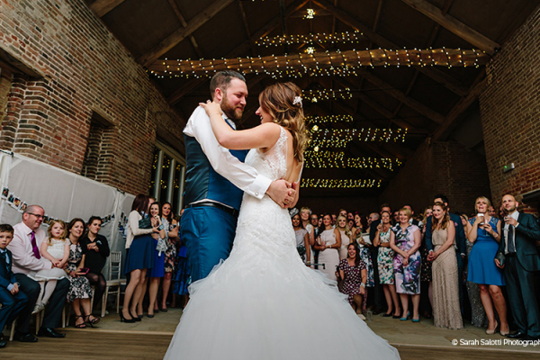 First dance at Manor Mews