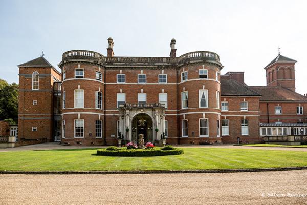 Wedding Reception Venues In Hampshire: Manor House Wedding Venue In Hampshire