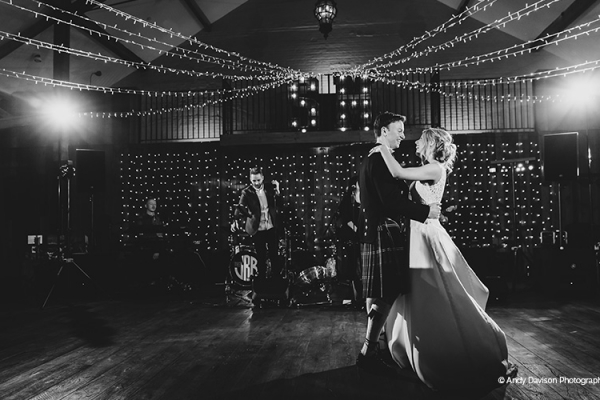 A romantic first dance at Oxnead Hall wedding venue in Norfolk | CHWV