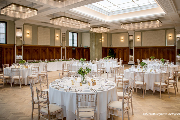 The Blencowe Room at Pelham House | Wedding Venues East Sussex