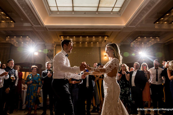 First Dance at Pelham House | Wedding Venues East Sussex