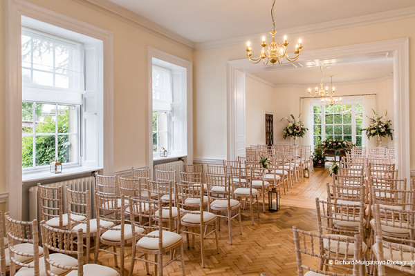 The Goring Room at Pelham House | Wedding Venues East Sussex