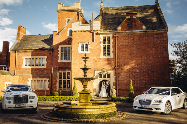 Country House Wedding Venues In Staffordshire Pendrell Hall Chwv