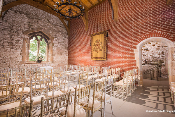 The Gatehouse at Pentney Abbey wedding venue in Norfolk | CHWV