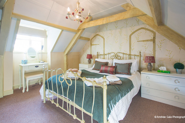Accommodation at Pentney Abbey wedding venue in Norfolk | CHWV