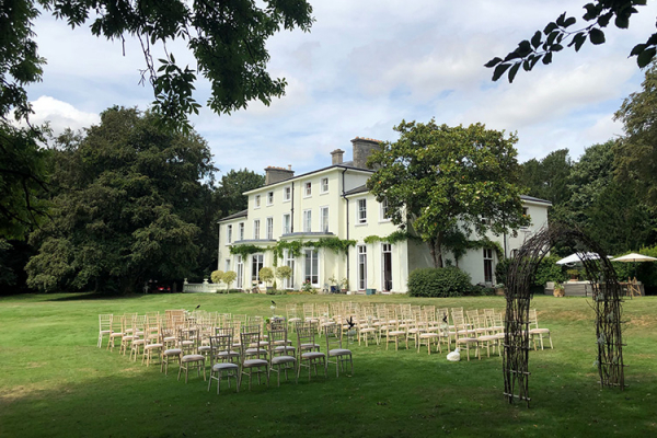 Penton Park country house wedding venue in Hampshire | CHWV