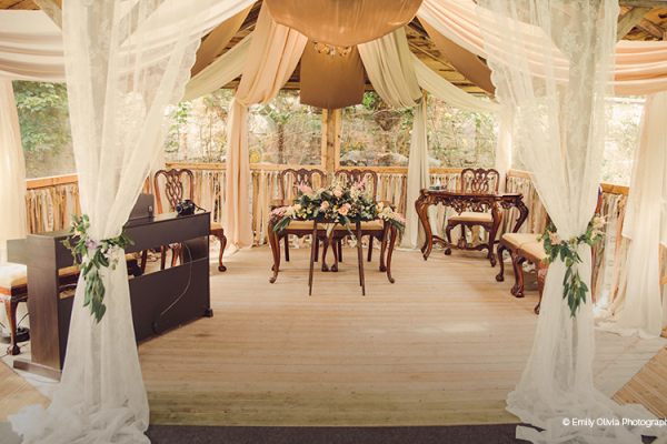 The African Safari Lodge at Pentre Mawr Country House | Wedding Venues North Wales