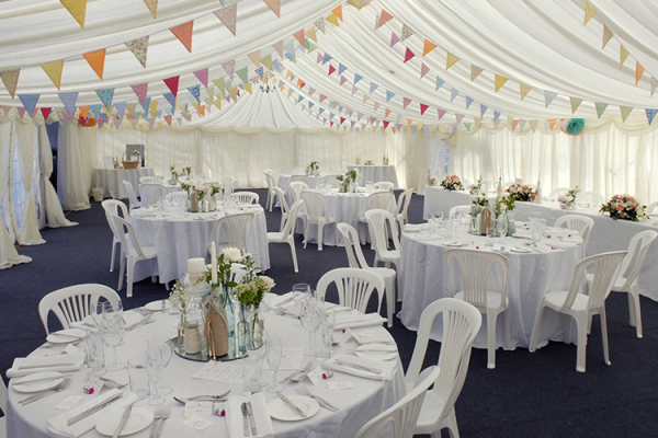 The Marquee at Pentre Mawr Country House | Wedding Venues North Wales