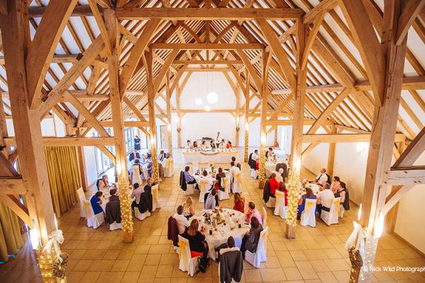 Small Wedding Venues: Wedding Venues In Hampshire