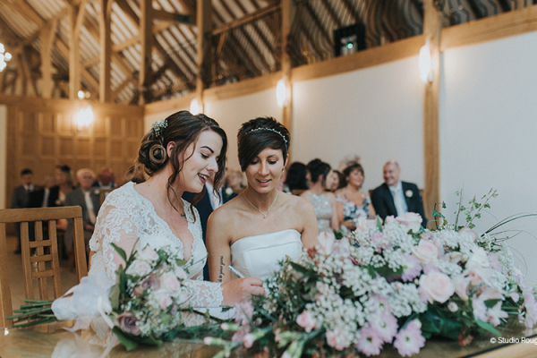 Weddings at Rivervale Barn | Wedding Venues Hampshire