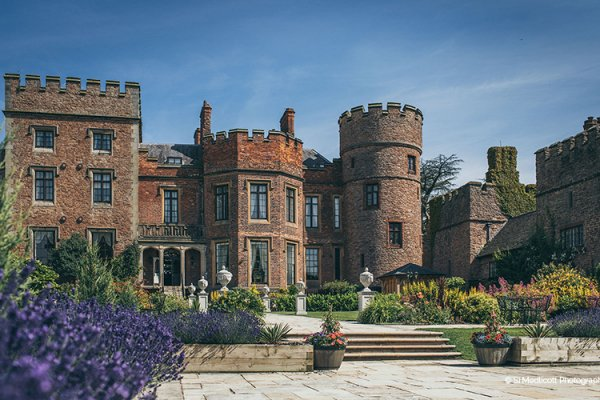 Rowton Castle wedding venue in Shropshire | CHWV