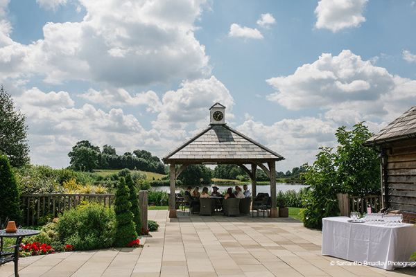 Outdoor Weddings at Sandhole Oak Barn | Wedding Venues Cheshire