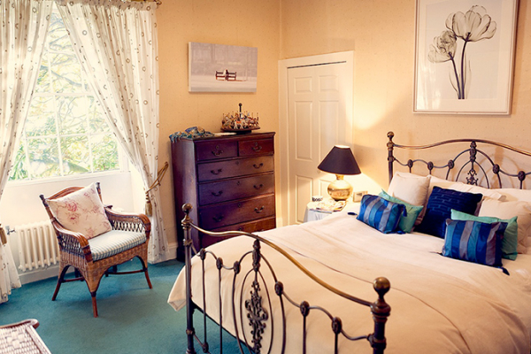 Accommodation at Sedgeford Hall wedding venue