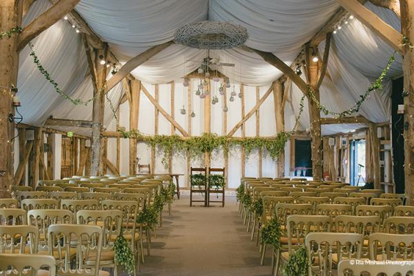 Wedding Venue Setup: Farmhouse Wedding Venue Cambridgeshire