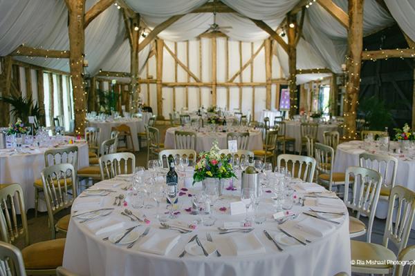 Small Outdoor Wedding Ideas: Farmhouse Wedding Venue Cambridgeshire