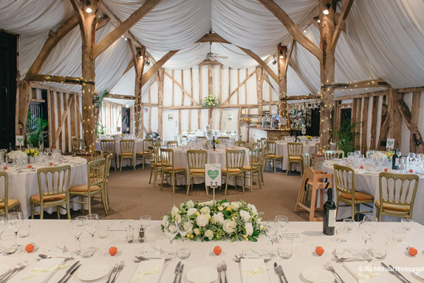 Farmhouse Wedding Venue Cambridgeshire