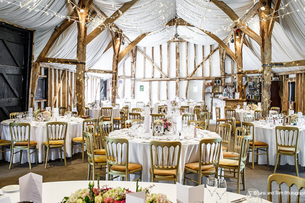 Barn conversion wedding venues leicestershire