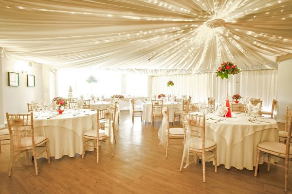 Gazebo Wedding Venue West Sussex