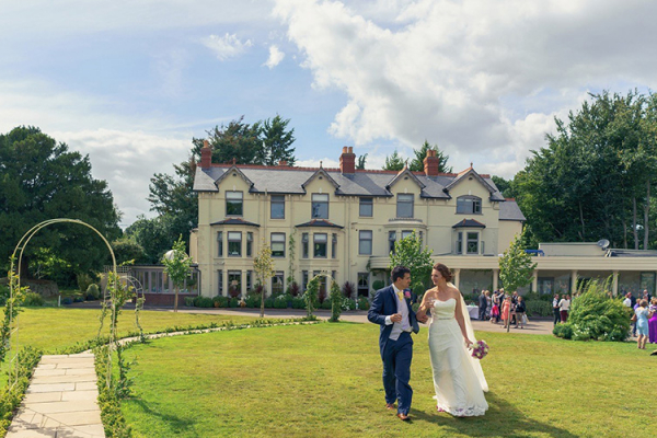 Southdowns Manor wedding venue in West Sussex | CHWV