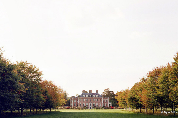 St Giles House and grounds wedding venue in Dorset | CHWV